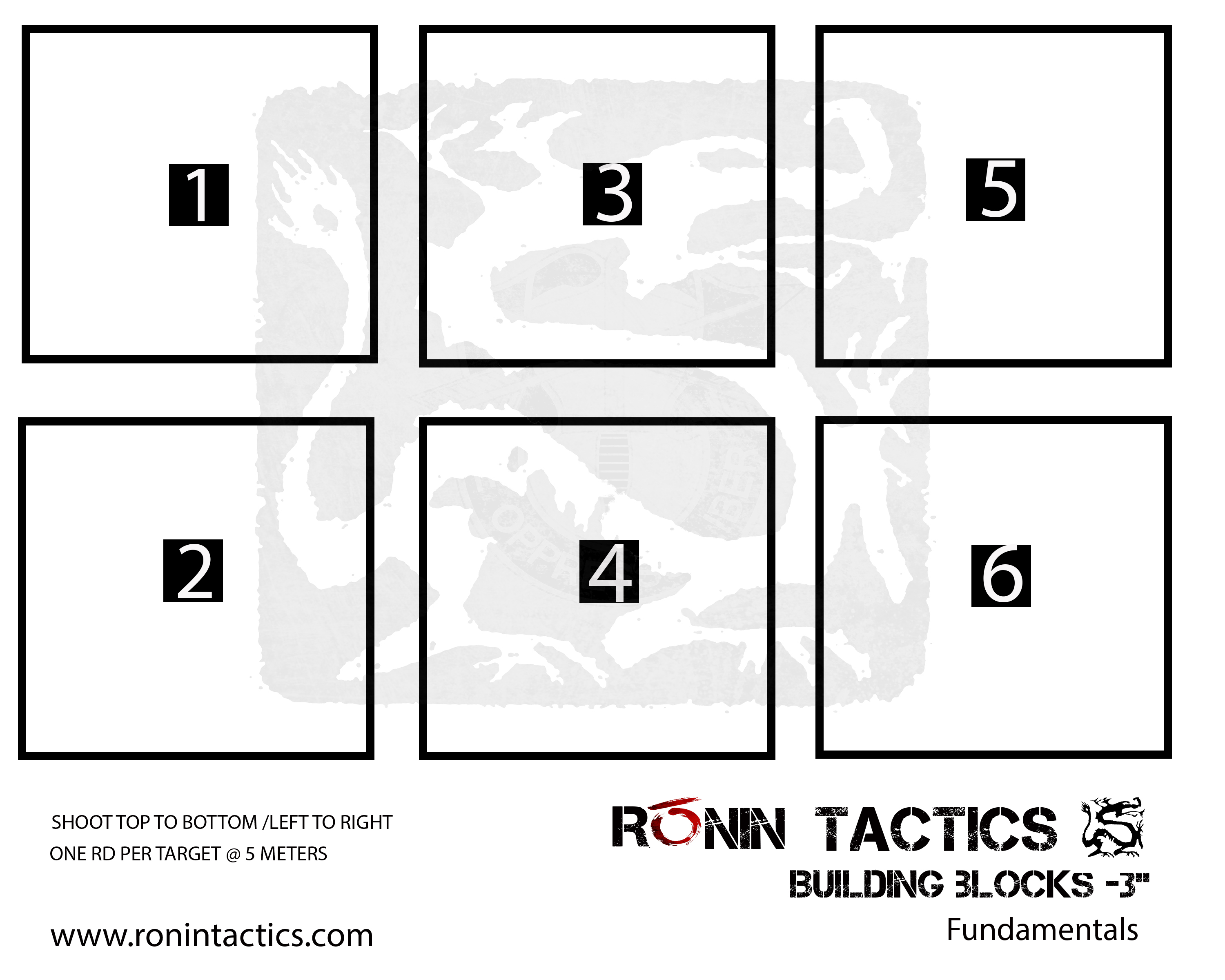 graphic regarding Printable Dry Fire Targets called Tactical CQB Working out for Civilians - Tactical Capturing